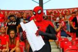 Piłkarska druga liga. Spiderman pomógł wygrać drużynie Widzewa!