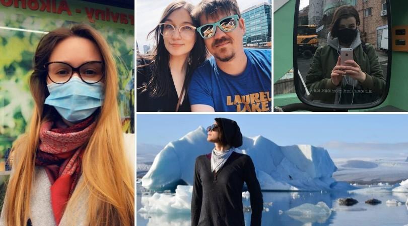 """Życie w czasach koronawirusa. Relacje mieszkańców USA, Islandii, Czech, Hiszpanii, Anglii, Korei, Niemiec. """"Jest ciężko, ale dajemy radę"""""""