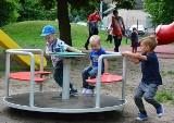 Włocławek. Propozycja z budżetu obywatelskiego - plac zabaw oddany dzieciom