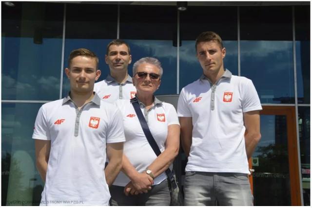 Bartłomiej Hes bierze udział Igrzyskach Europejskich w Baku.