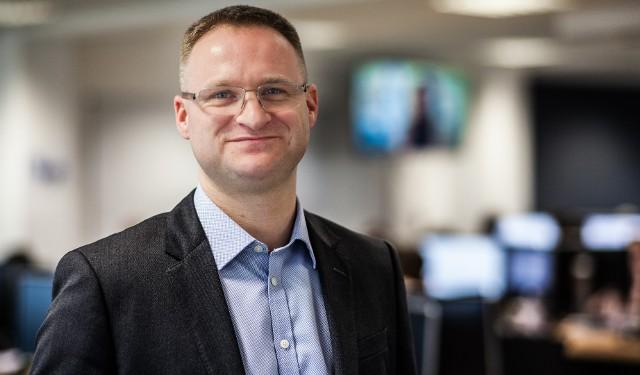 Jakub Makurat, Dyrektor Generalny Ebury Polska.