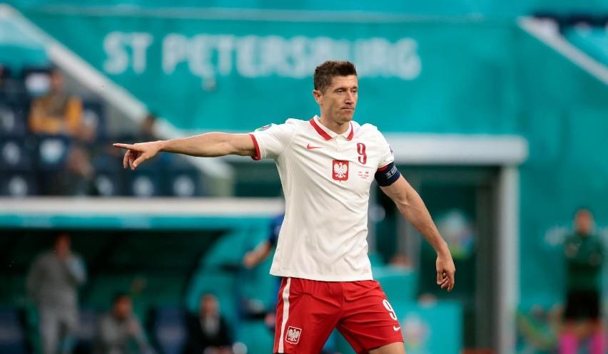W meczu ze Słowacją Robert Lewandowski niewiele pokazał. Czy...