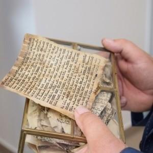 Historyczne znalezisko w Koziegłowach.Zobacz kolejne zdjęcia. Przesuwaj zdjęcia w prawo - naciśnij strzałkę lub przycisk NASTĘPNE