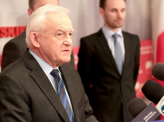 Według Millera dr Magdalenę Ogórek, która jest kandydatem partii na prezydenta popiera zdecydowana większość działaczy.