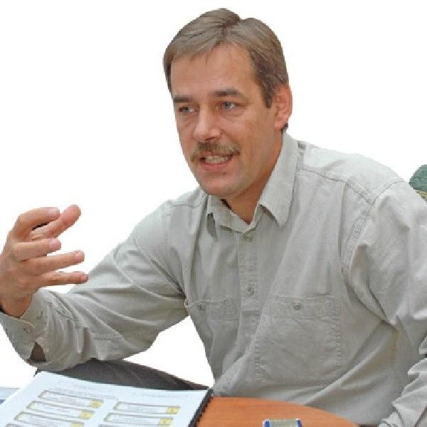 Burmistrz Chojnic- Arseniusz  Finster