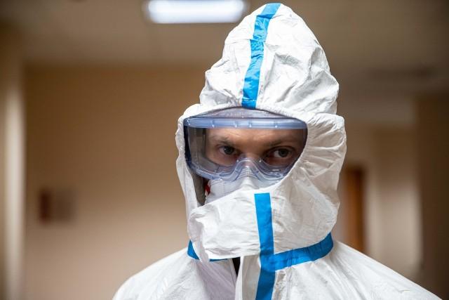 18. przypadek zakażenia koronawirusem w Podlaskiem