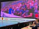 Siatkarki Grot Budowlanych Łódź dochodzą do zdrowia. Województwo łódzkie wspiera sport