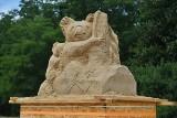 Poznań Sand Festival: Trwa pierwszy Festiwal Rzeźby Piaskowej. Zobacz, co powstaje na Malcie [ZDJĘCIA]
