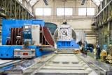 Tokarka szeroka, jak 4 tramwaje Plus. Wrocławianie wyślą ją do USA (ZDJĘCIA)