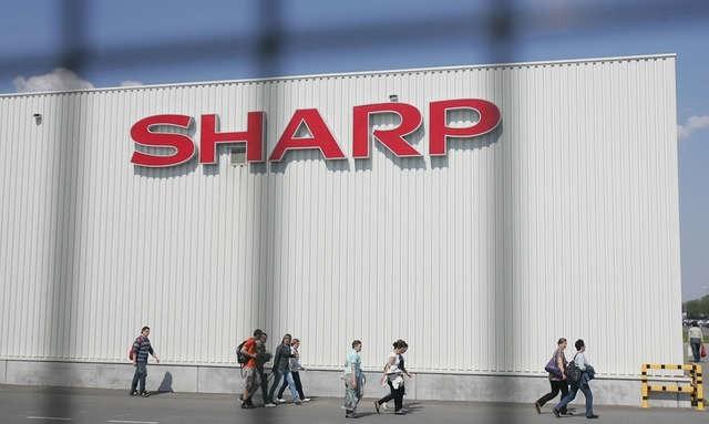 W czasach świetności Sharp zatrudniał ponad 2 tys. osób. Szeregowych pracowników Japończycy jednak nigdy nie wynagradzali hojnie