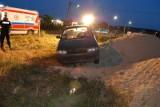 Pijany 28-latek nie zatrzymał się do kontroli i staranował radiowóz. Miał prawie 3 promile i sądowy zakaz kierowania pojazdami [ZDJĘCIA]