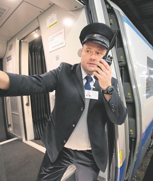 Od 13 grudnia obsługę pociągów EIP (Pendolino) będziemy mogli zobaczyć także na stacji w Zawierciu