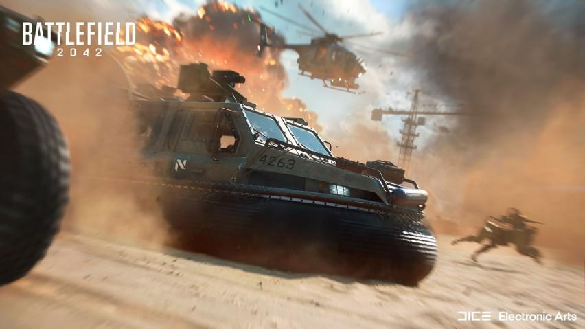 Jak wygląda Battlefield 2042? Porównanie wersji na PS4 i PS5