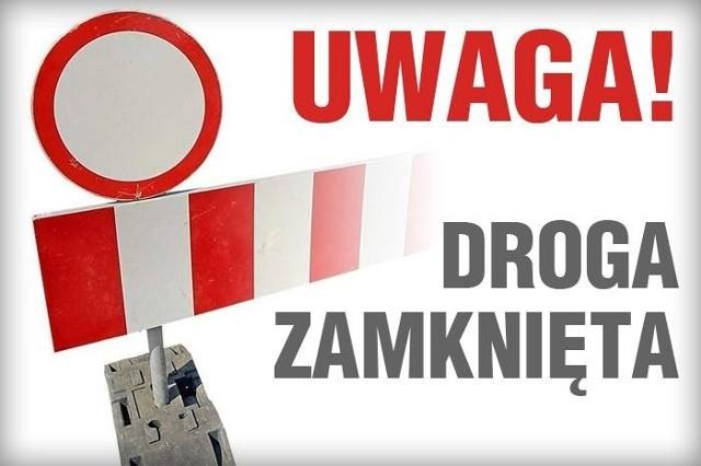 Organizatorzy Sztafety Szlakiem Walk Partyzantów AK i BCh uprzedzają o planowanym na piątek (17 września) zamknięciu na godzinę (od 11.30 do 12.30) odcinka drogi wojewódzkiej 964 Wiśniowa - Dobczyce