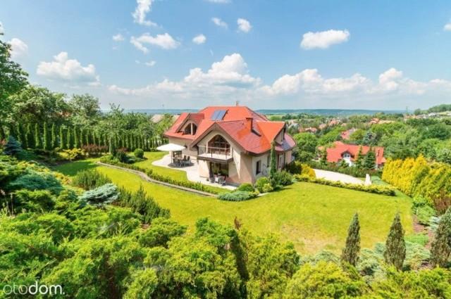 Luksusowe domy i pałace do kupienia w Krakowie. Ich wygląd powala, podobnie jak ceny [ZDJĘCIA]