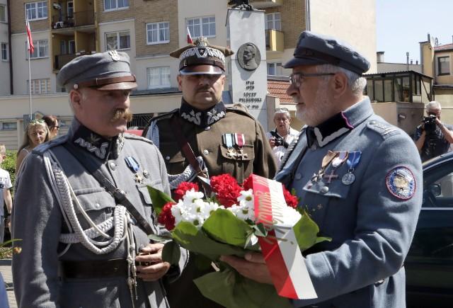 Tematem jednego ze spacerów będzie wizyta marszałka Józefa Piłsudskiego w Grudziądzu, której 100. rocznicę niedawno obchodziliśmy