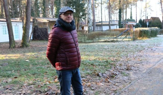 Dyrektor ośrodka Grzegorz Rydzanicz zapewnia, że dzierżawcy tylko zyskają na zmianach.