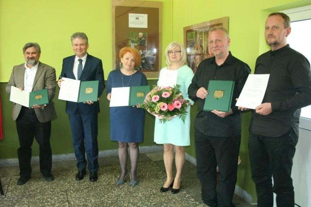 Oni otrzymali medale Godlewskiego