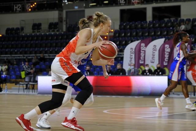 Karolina Podkańska zdobyła w sobotę 7 punktów