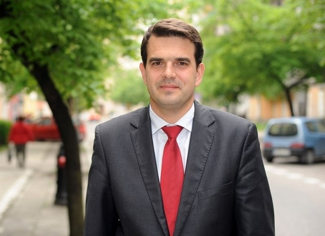 Jacek Tomczak, poseł Platformy Obywatelskiej z Poznania