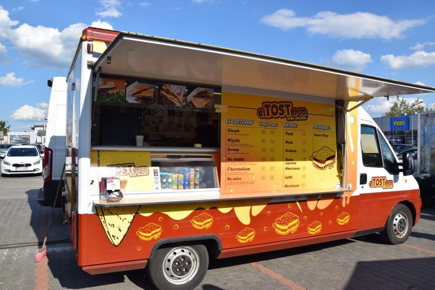 Zlot Food Trucków w Białymstoku. Sprawdź, czego możesz tu spróbować! (zdjęcia)