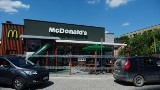 Otwarcie restauracji McDonalds w Bielsku Podlaskim przyciągnęło tłumy mieszkańców [ZDJĘCIA]