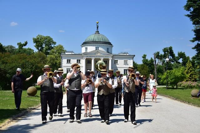Majówka Jazzowa 2021 w Pałacu Lubostroń.
