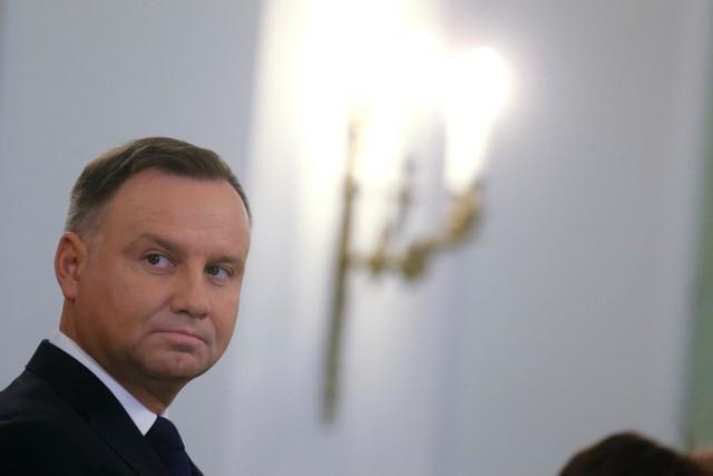 Prezydent skierował do TK wniosek ws. uchwały SN