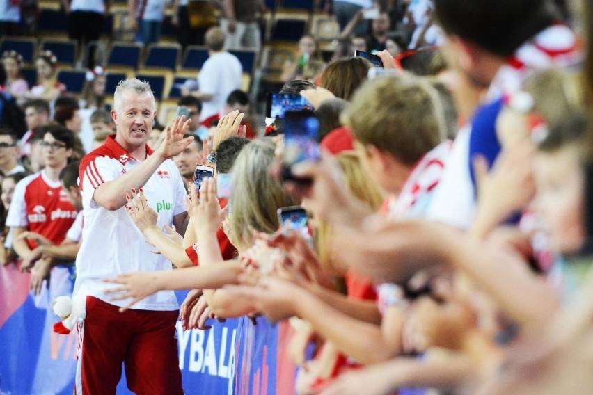 Polscy siatkarze zagrają w Krakowie z Kanadą, Francją i...