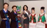 Ewa Mielnicka, Miss Polski 2014 pochodząca z Kurpi oraz jej narzeczony będą parą na Weselu Kurpiowskim