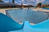 Zjeżdżalnia turbo i brodzik. Krosno inwestuje milion złotych w nowe atrakcje na terenie kompleksu basenów przy ul. Bursaki