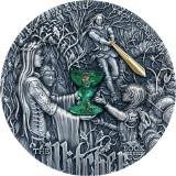 Druga seria monet z Wiedźminem już w sprzedaży! Nowozelandzka waluta wybita w Gdańsku