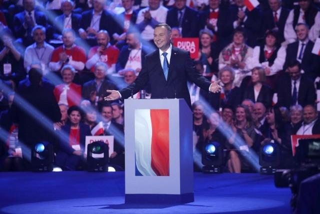 Na Dolnym Śląsku poparcie dla Andrzeja Dudy jest niższe niż od tego w skali kraju