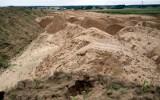 Tragedia w Stęszewku. Mężczyzna został przysypany piaskiem