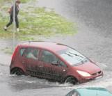 Chojnice zapłacą podatek deszczowy? Podczas każdej ulewy ulice zamieniają się w rzeki