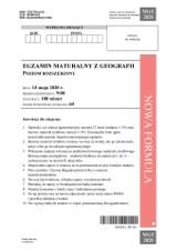 Matura 2020: GEOGRAFIA - ODPOWIEDZI i ARKUSZ CKE z zadaniami. Sprawdź rozwiązania i klucz odpowiedzi zadań maturalnych z 19 czerwca 2020
