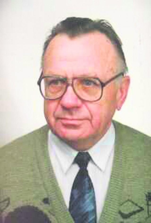 Stanisław Zbyrad, jeden z twórców światłowodów