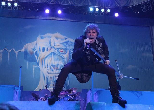 Iron Maiden - jedna z gwiazd Nova Rock i bohaterowie naszego konkursu