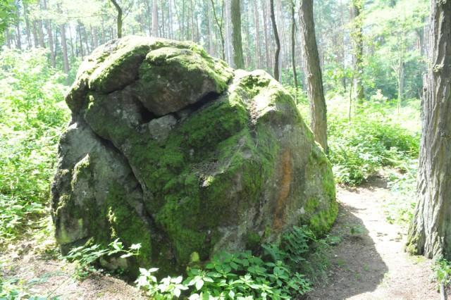 Runiczny kamień z Łęgowa