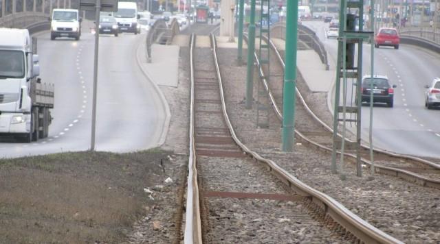 21 kwietnia tramwaje nie będą jeździć Hetmańską na odcinku od ronda Starołęka do ulicy 28 Czerwca 1956 roku