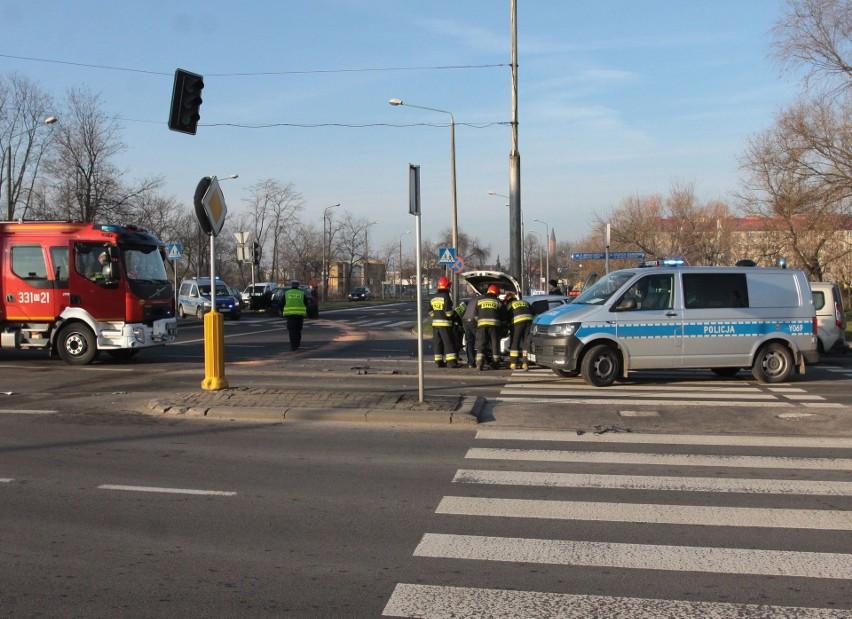 Na feralnym skrzyżowaniu ulic Wernera, Szarych Szeregów i...