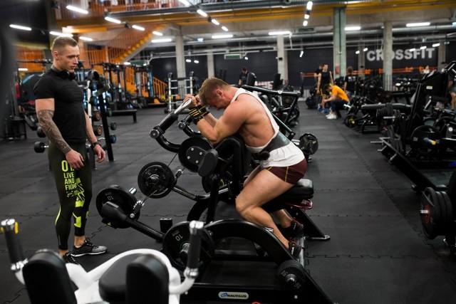 Siłownie fitness w reżimie sanitarnym działają od piątku, 28 maja 2021 roku