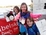 Wspaniałe zakończenie sezonu żeglarskiego i nowy żagiel dla Marysi Stachery z Kielc [ZDJĘCIA]