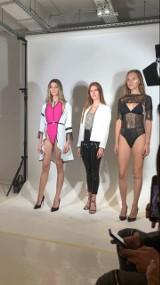 Młoda łódzka projektantka zaprezentowała kolekcję seksownej bielizny podczas pokazu Owerview