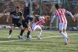 Sparingowa porażka I-ligowej Garbarni z występującą w rezerwowym składzie Cracovią
