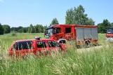 Strażacy wyłowili ciało kobiety z Prosny w Kaliszu. Natknęli się na nie kajakarze