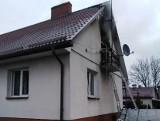 Bielsk Podlaski. Pożar przy ul. Żarniewicza. Zapaliło się poddasze [ZDJĘCIA]