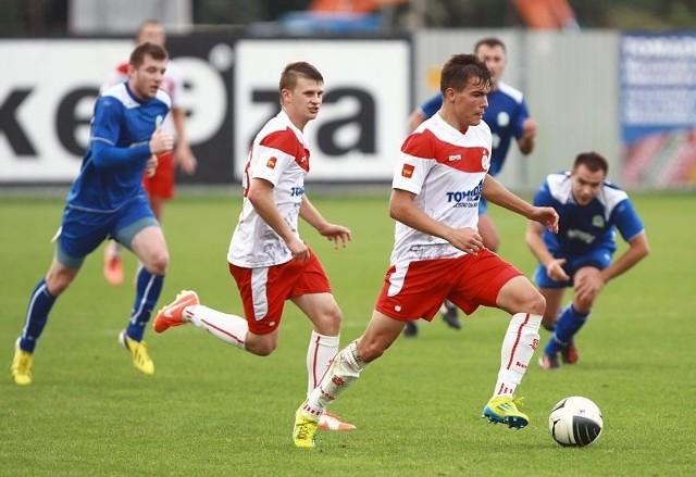 Piłkarze ŁKS będą trenować do połowy grudnia.