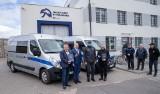 Z więzienia w Stargardzie do ochotniczej straży pożarnej i fundacji pro-life trafiły dwa pojazdy służby więziennej