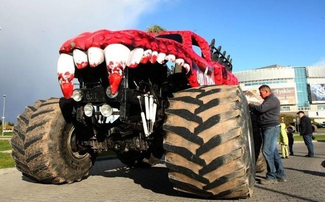 Monster Trucki już raz gościły w Ergo Arenie w 2012 roku